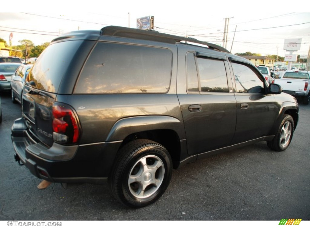 dark gray metallic 2004 chevrolet trailblazer ext ls exterior photo 57429857. Black Bedroom Furniture Sets. Home Design Ideas