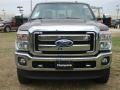 2012 Golden Bronze Metallic Ford F250 Super Duty Lariat Crew Cab 4x4  photo #2