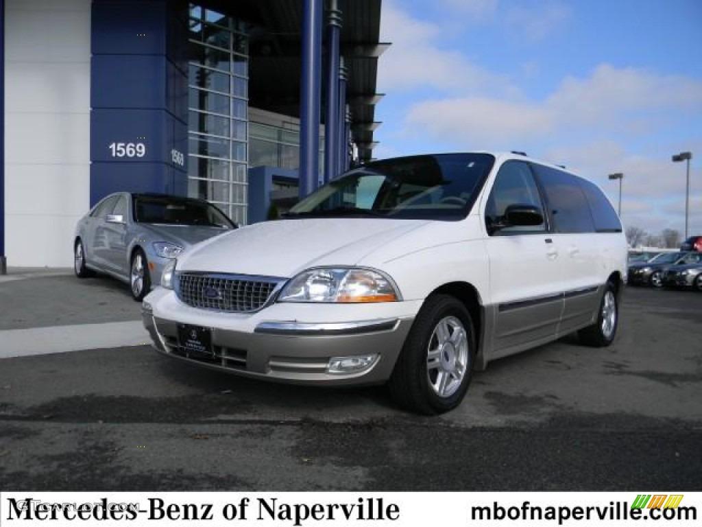 2003 vibrant white ford windstar sel 57440289 car color galleries. Black Bedroom Furniture Sets. Home Design Ideas