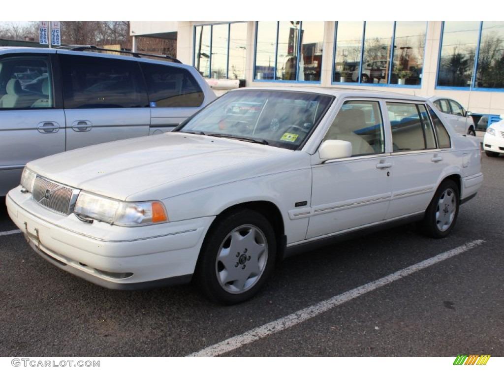 1995 white volvo 960 sedan 57447441 photo 4 car color galleries. Black Bedroom Furniture Sets. Home Design Ideas