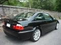 Jet Black - 3 Series 330i Coupe Photo No. 2