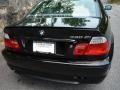 Jet Black - 3 Series 330i Coupe Photo No. 6