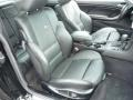 2005 3 Series 330i Coupe Anthracite Black Interior