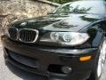 Jet Black - 3 Series 330i Coupe Photo No. 10