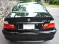 Jet Black - 3 Series 330i Coupe Photo No. 14