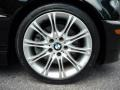 2005 3 Series 330i Coupe Wheel