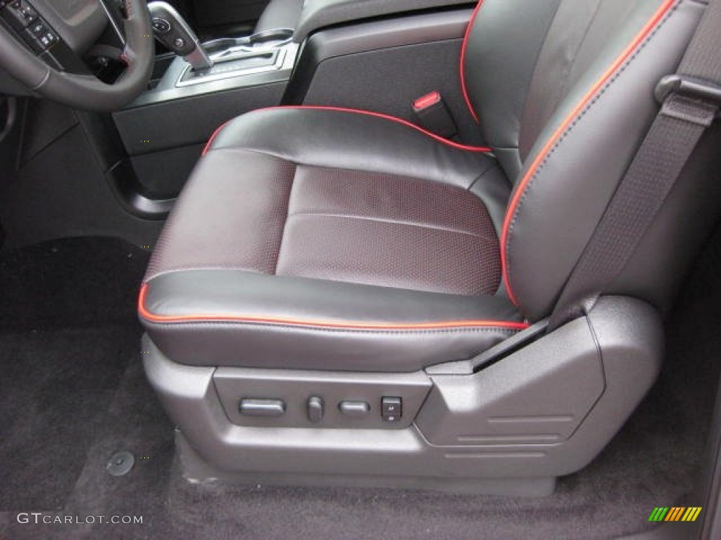 Ford F 150 Seat Parts : Ford f fx supercrew appearance package