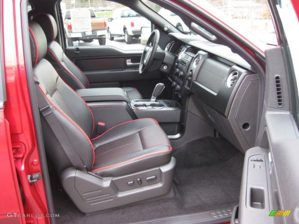 2012 ford f150 fx4 supercrew 4x4 fx appearance package - 2013 ford f 150 interior accessories ...