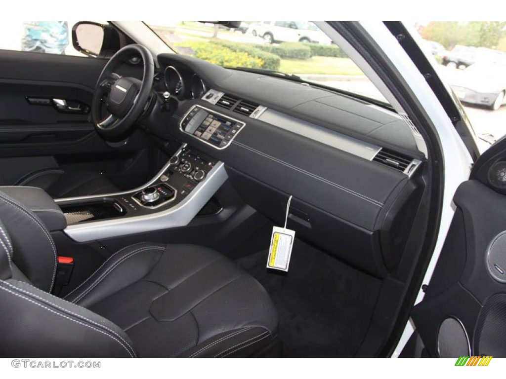2012 Fuji White Land Rover Range Rover Evoque Coupe Dynamic 57447170 Photo 24