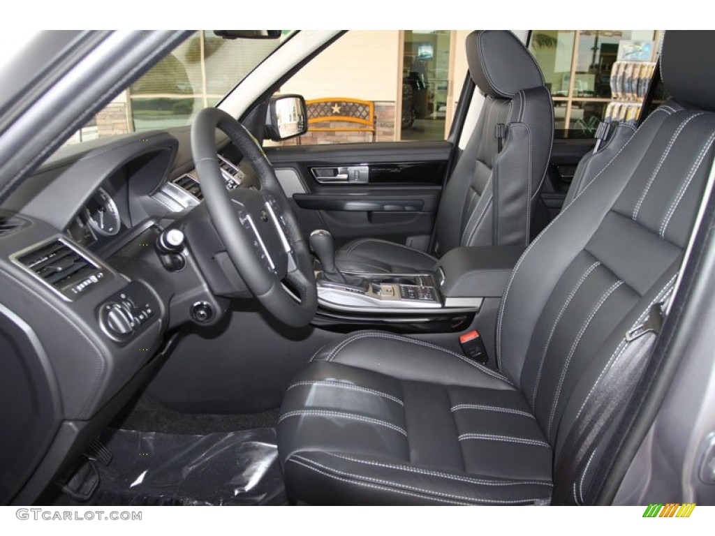 Ebony Interior 2012 Land Rover Range Rover Sport Hse Lux Photo 57471319