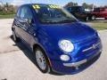 Azzurro (Blue) 2012 Fiat 500 Gallery