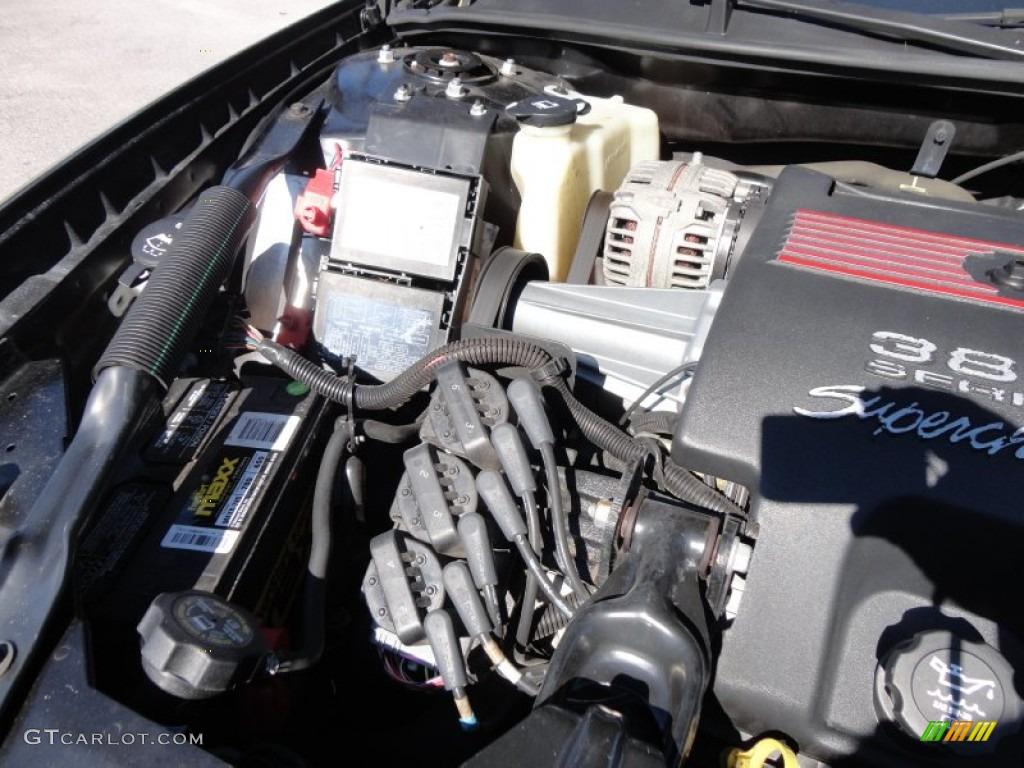 2004 chevrolet monte carlo intimidator ss 3 8 liter supercharged ohv 12 valve 3800 series ii v6. Black Bedroom Furniture Sets. Home Design Ideas