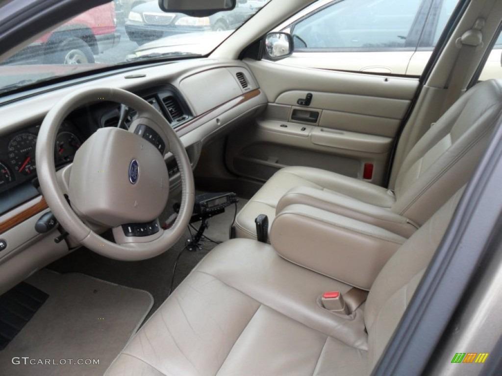 2005 Ford Crown Victoria Lx Interior Photo 57481924