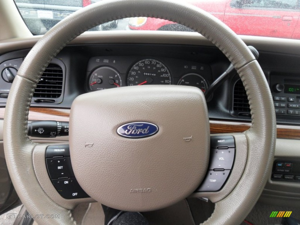 2005 Ford Crown Victoria LX Steering Wheel Photos ...