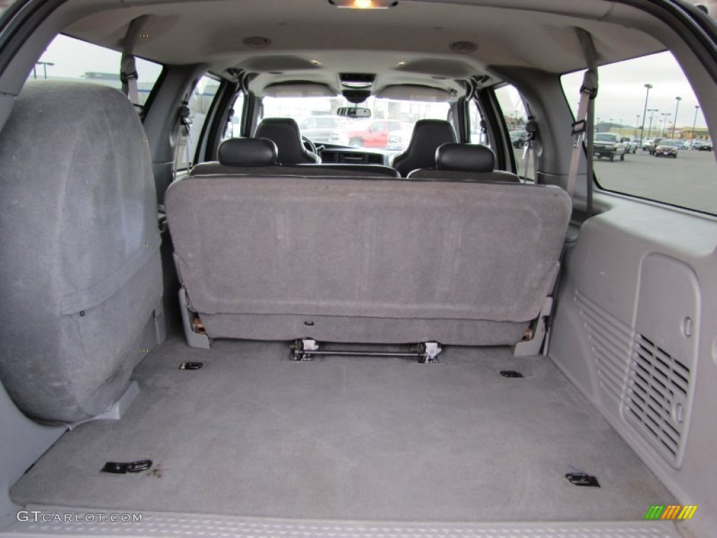 2005 Ford Excursion Xlt 4x4 Trunk Photo 57483880