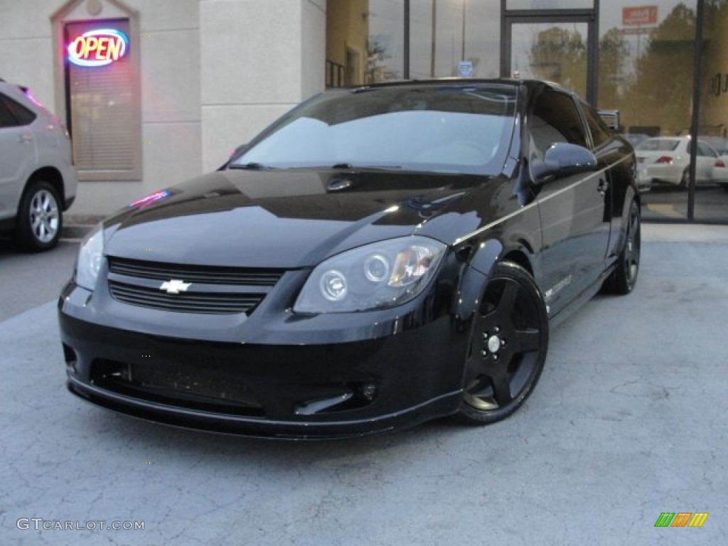 Chevy Cobalt ss Black Black 2007 Chevrolet Cobalt ss