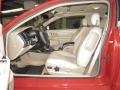 Neutral Beige 2003 Chevrolet Monte Carlo SS Interior Color