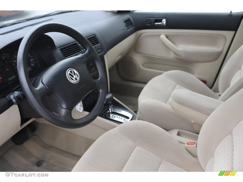 beige interior 2000 volkswagen jetta gls vr6 sedan photo 57491932