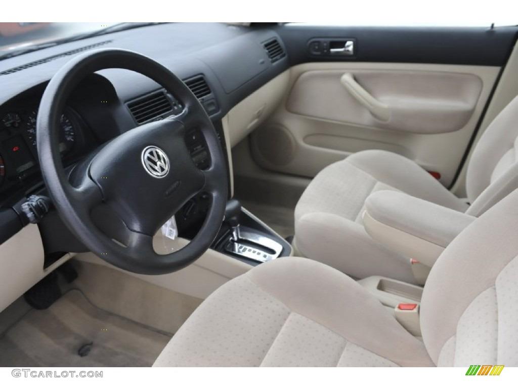 beige interior  volkswagen jetta gls vr sedan photo  gtcarlotcom