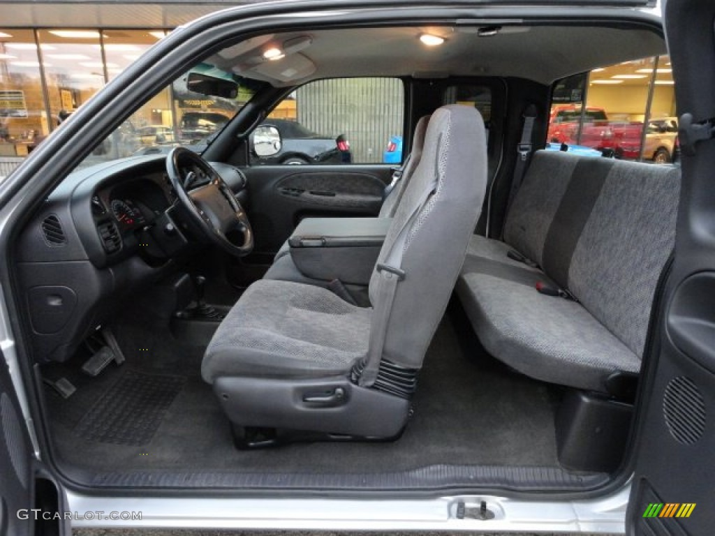 2001 dodge ram 1500 sport club cab 4x4 interior color. Black Bedroom Furniture Sets. Home Design Ideas