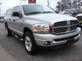 2006 Bright Silver Metallic Dodge Ram 1500 Big Horn Edition Quad Cab 4x4  photo #7