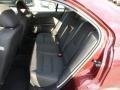 2011 Bordeaux Reserve Metallic Ford Fusion SE V6  photo #11