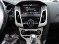 2012 White Platinum Tricoat Metallic Ford Focus Titanium Sedan  photo #18