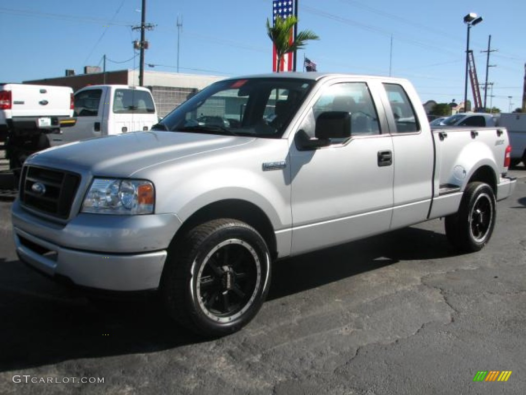 2007 ford f150 xlt supercab specs