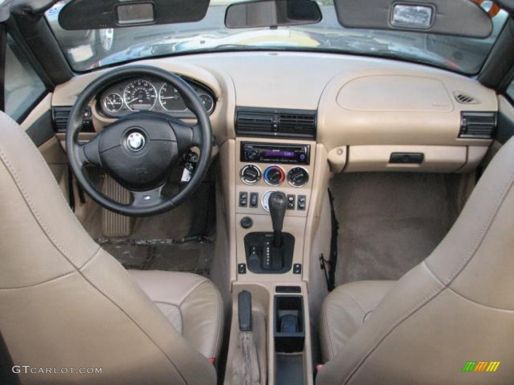 2000 Bmw Z3 2 3 Roadster Beige Dashboard Photo 57506920 Gtcarlot Com