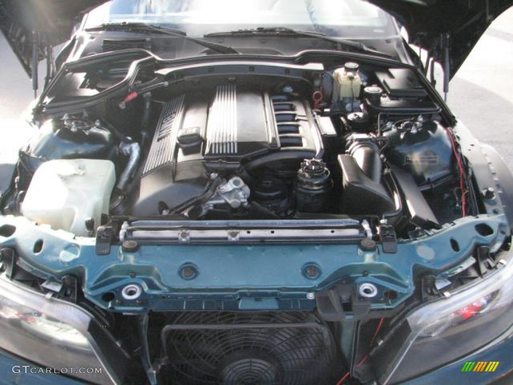 2000 Bmw Z3 2 3 Roadster Engine Photos Gtcarlot Com
