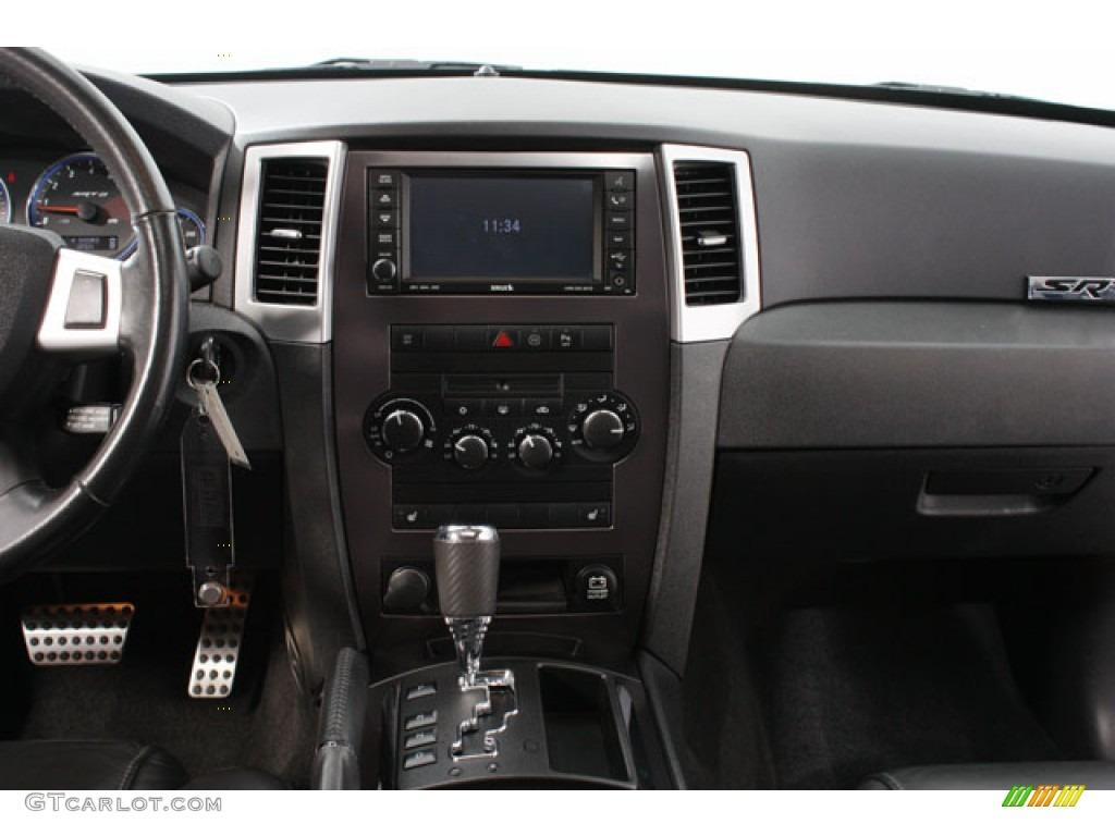 2007 Jeep Grand Cherokee Laredo >> 2008 Bright Silver Metallic Jeep Grand Cherokee SRT8 4x4 ...