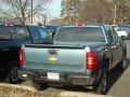 2012 Blue Granite Metallic Chevrolet Silverado 1500 LS Crew Cab 4x4  photo #2