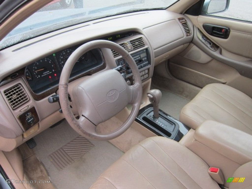 Beige Interior 1996 Toyota Avalon Xls Photo 57528379 Gtcarlot Com