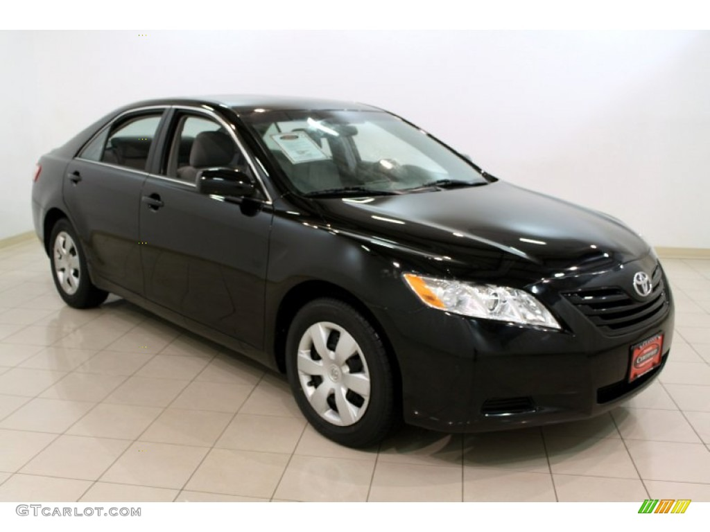 2009 Toyota Camry Le Black