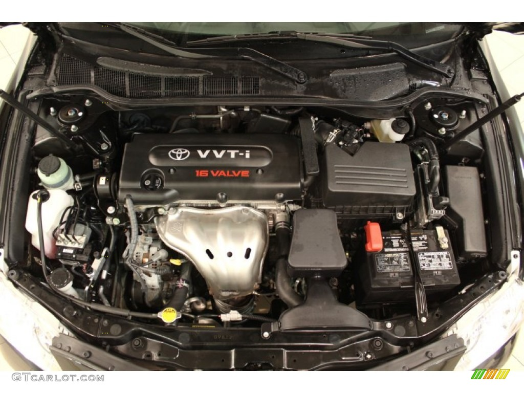 2009 toyota camry le 2 4 liter dohc 16 valve vvt i 4 cylinder engine photo 5. Black Bedroom Furniture Sets. Home Design Ideas