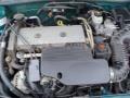 Medium Sea Green Metallic - Sunfire GT Coupe Photo No. 15