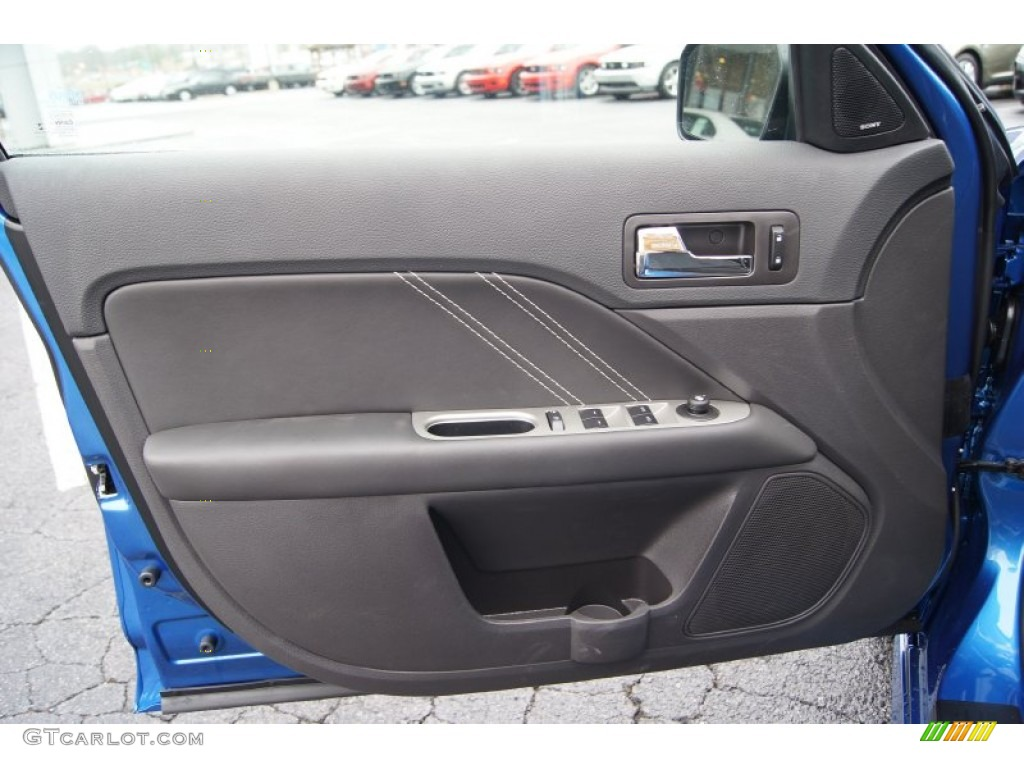 2012 Ford Fusion Sport Door Panel Photos