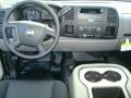Mocha Steel Metallic - Silverado 1500 Work Truck Extended Cab 4x4 Photo No. 4