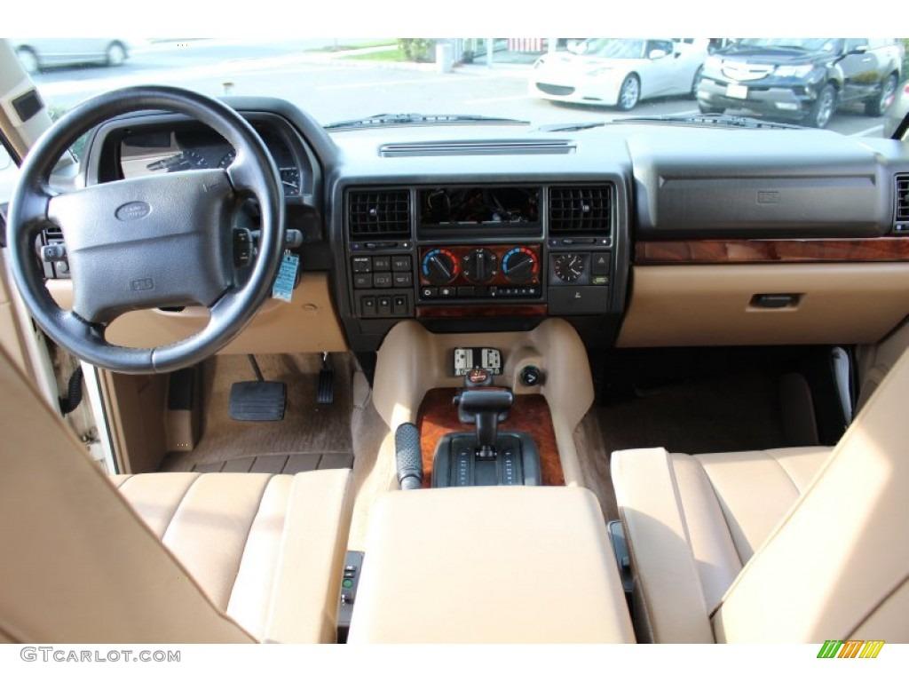 Land Rover Discovery 1970 >> 1995 Alpine White Land Rover Range Rover County LWB #57540473 Photo #14 | GTCarLot.com - Car ...