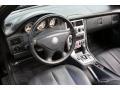 2001 Black Mercedes-Benz SLK 230 Kompressor Roadster  photo #46