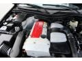 2001 Black Mercedes-Benz SLK 230 Kompressor Roadster  photo #71