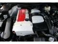 2001 Black Mercedes-Benz SLK 230 Kompressor Roadster  photo #72