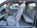 Light Titanium/Dark Titanium Gray 2007 Chevrolet Silverado 1500 Interiors