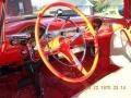 Red/White Steering Wheel Photo for 1955 Chevrolet Bel Air #57553800