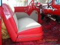 Red/White Interior Photo for 1955 Chevrolet Bel Air #57553863