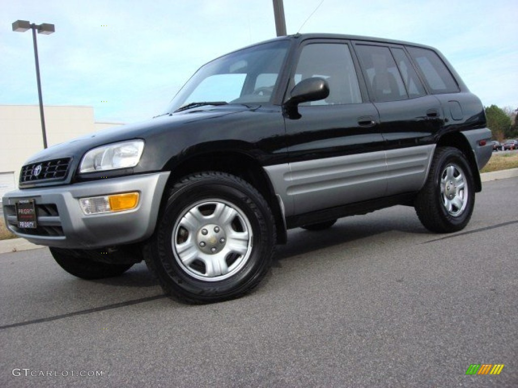 1998 Rav4 Custom >> Black 2000 Toyota RAV4 Standard RAV4 Model Exterior Photo #57554423 | GTCarLot.com
