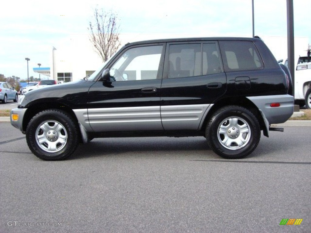 1998 Rav4 Custom >> Black 2000 Toyota RAV4 Standard RAV4 Model Exterior Photo #57554432 | GTCarLot.com