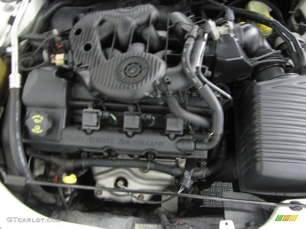 2004 Chrysler Sebring Gtc Convertible Engine Photos
