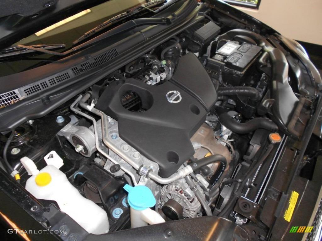 2008 Nissan Sentra SE-R 2.0L DOHC 16V CVTCS 4 Cylinder ...