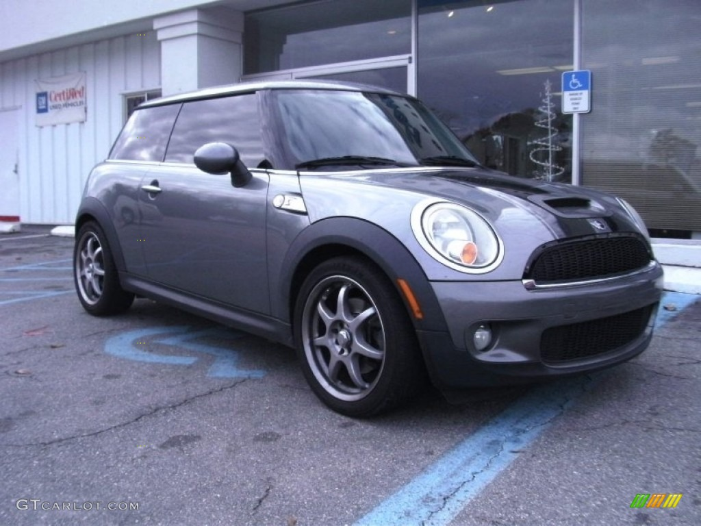 2007 Mini Cooper S Hardtop Custom Wheels Photo 57562732